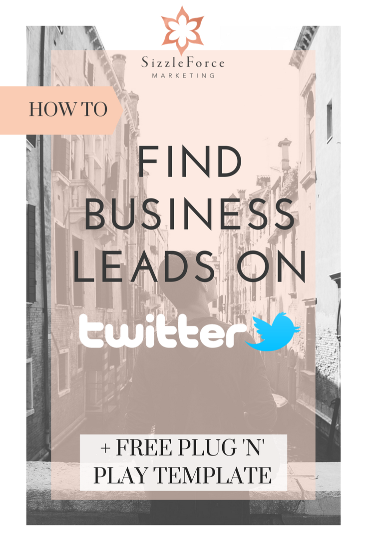 How To Find Business Leads On Twitter