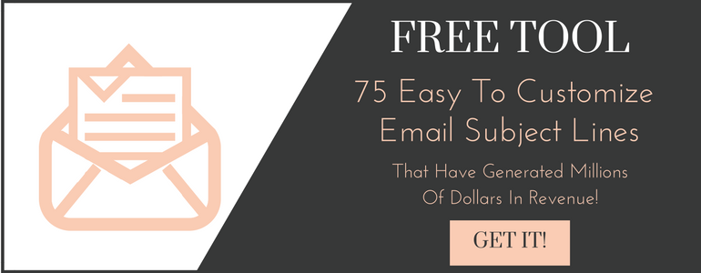 75 Email Subject Lines Readers Want to Open // Email Subject Lines // Best Email Subject Lines // Done For You Email Subject Lines // Business Email Subject Lines // Email Subject Line Examples // Email Subject Line Ideas