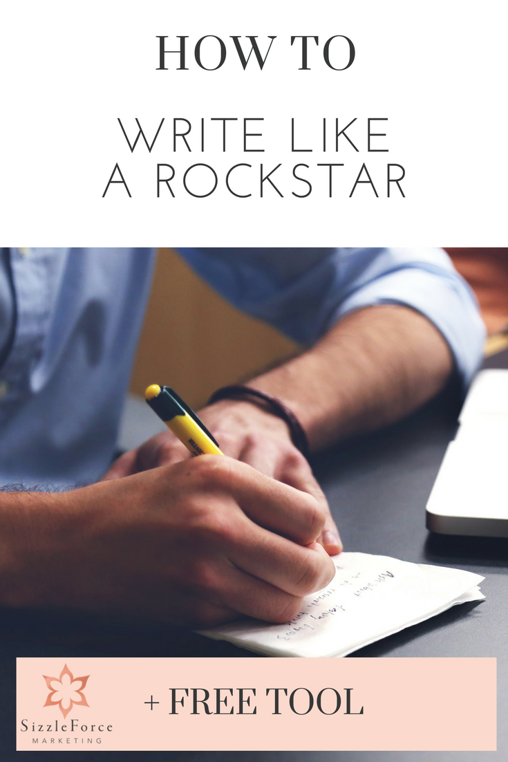 How To Write Like A Rockstar