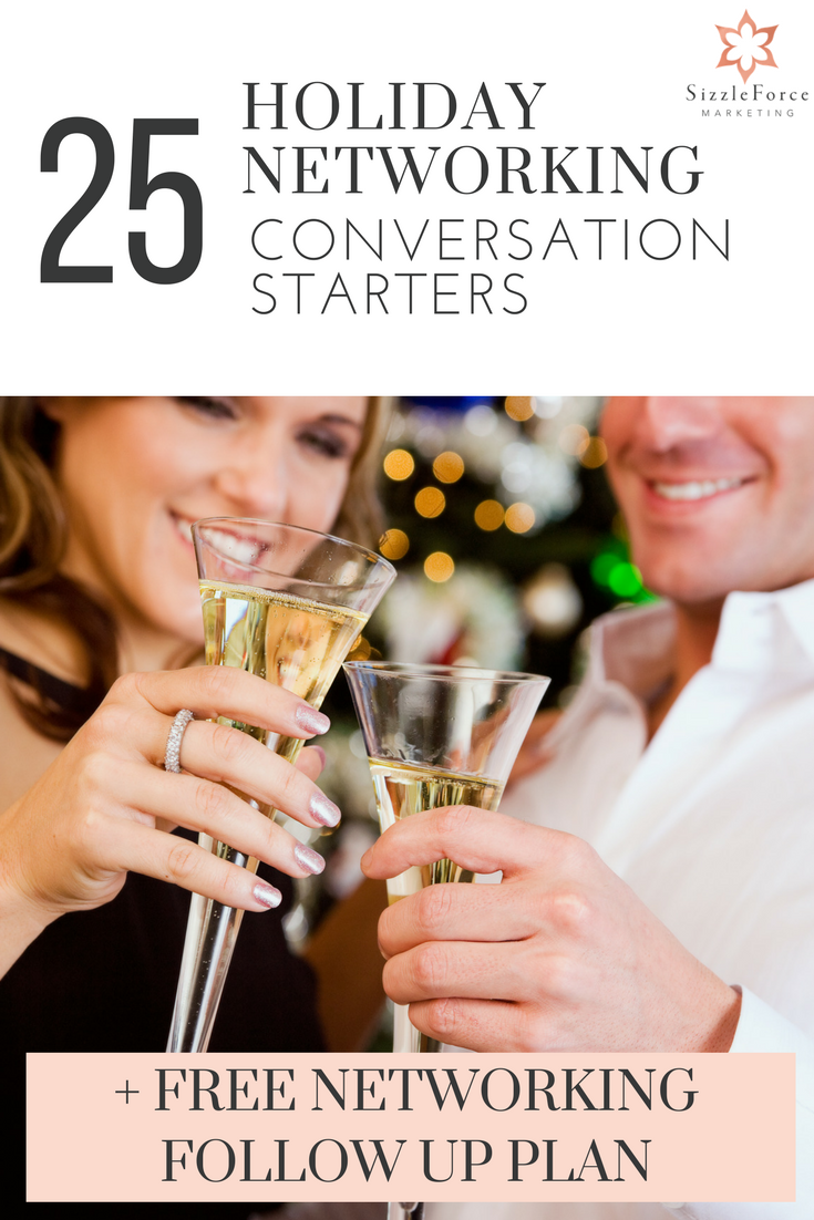25 Holiday Networking Conversation Starters-3