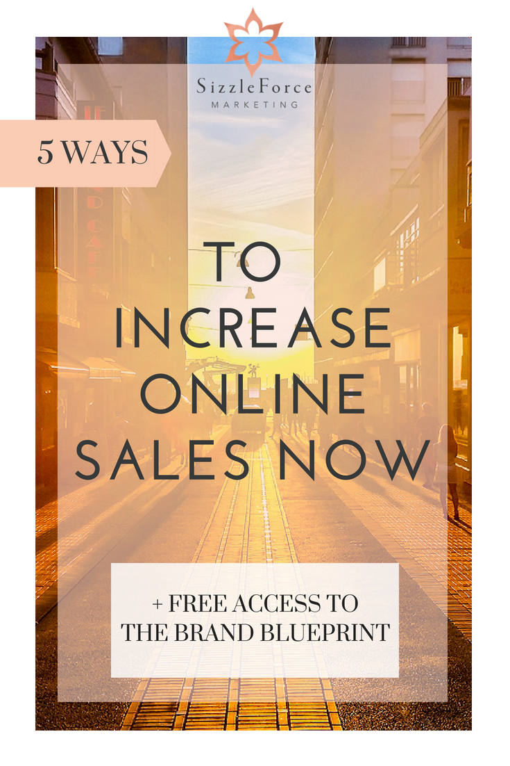 5 Ways To Increase Online Sales Now