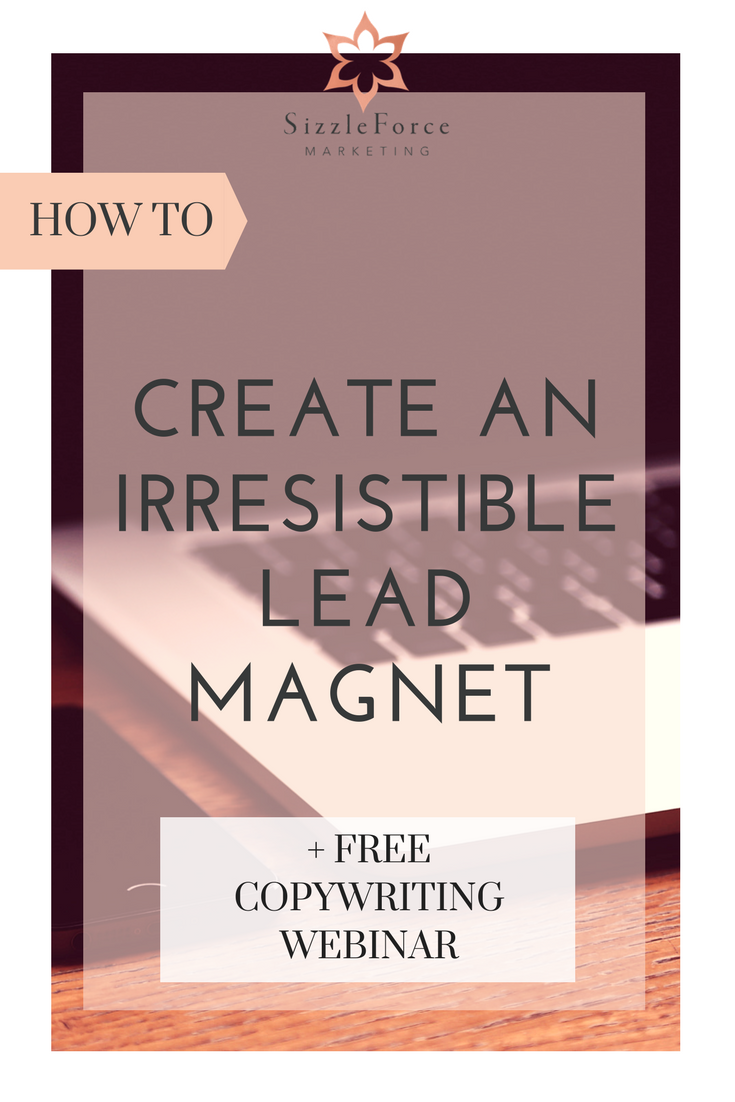 copywriting training, free webinar, write an opt-in, write a lead magnet, create your lead magnet, create your opt-in