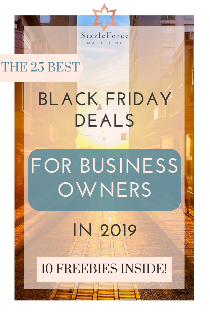 The 25 Best Black Friday Deals For Business Owners In 2019