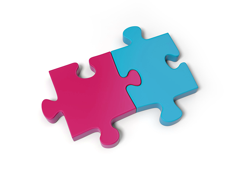 puzzle work with us