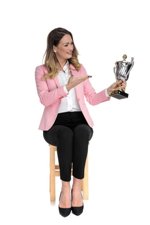high performing trophy paid advertising